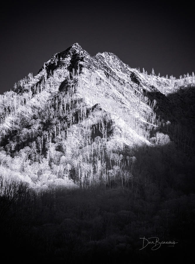 Chimney Tops 1182 Photograph