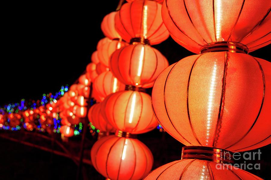chinese lantern holiday maker destination by Luca Lorenzelli