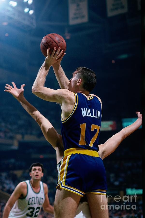 Chris Mullin Photograph by Dick Raphael