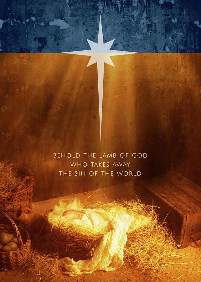 Behold the Lamb of God by Kathryn McBride