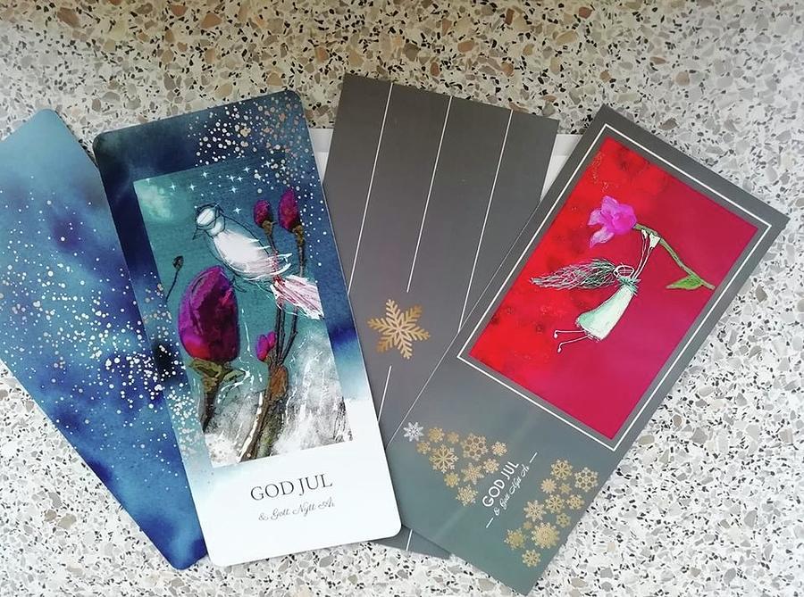 Christmas Cards by Alexandra Vusir