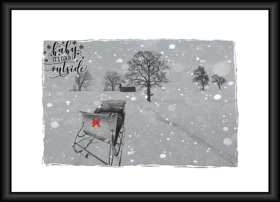 Christmas Sleigh Ride by Steph Gabler