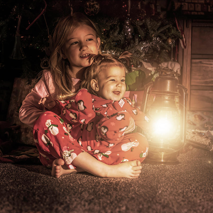 Christmas Smile by Edward Peterson