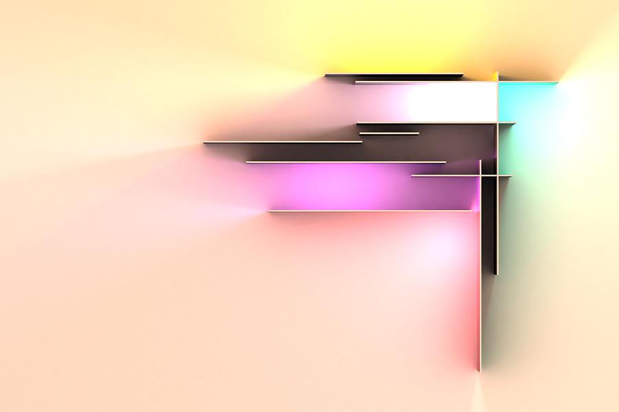 Chromaticity 4 Digital Art