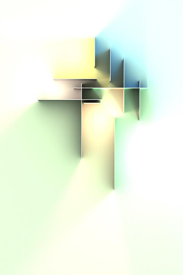 Chromaticity 5 Digital Art