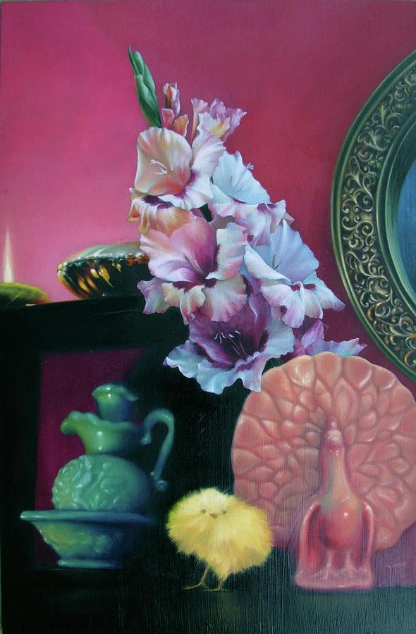 Chronicles of Spring by Melanie Stimmell Van Latum