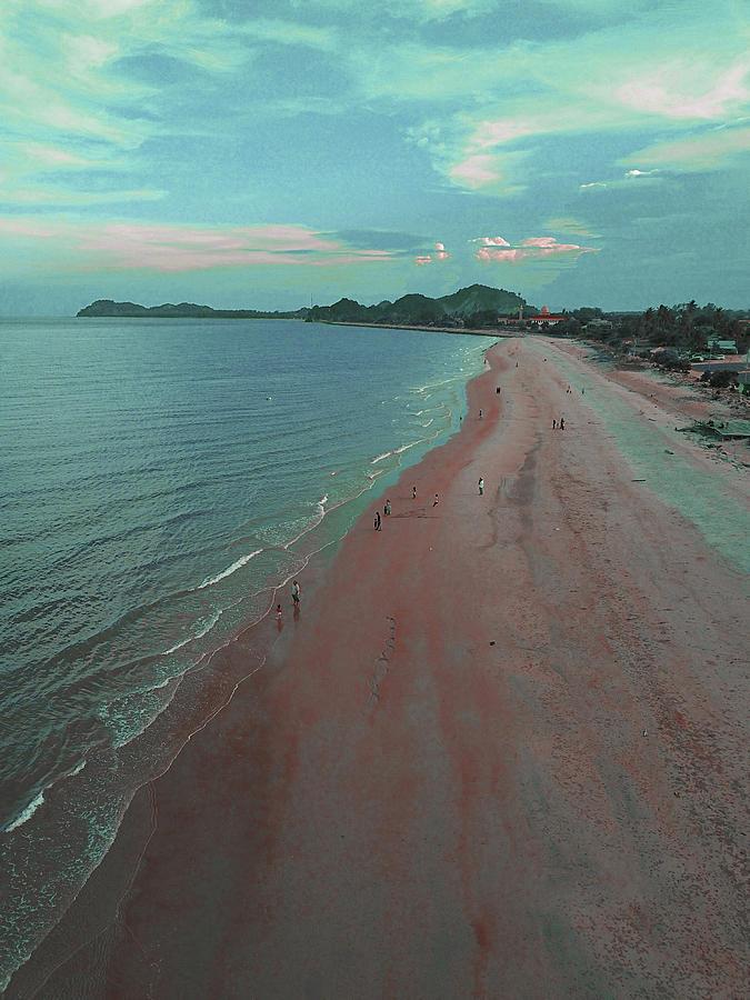 Chukai, Malaysia 2 - Surreal Art By Ahmet Asar Digital Art