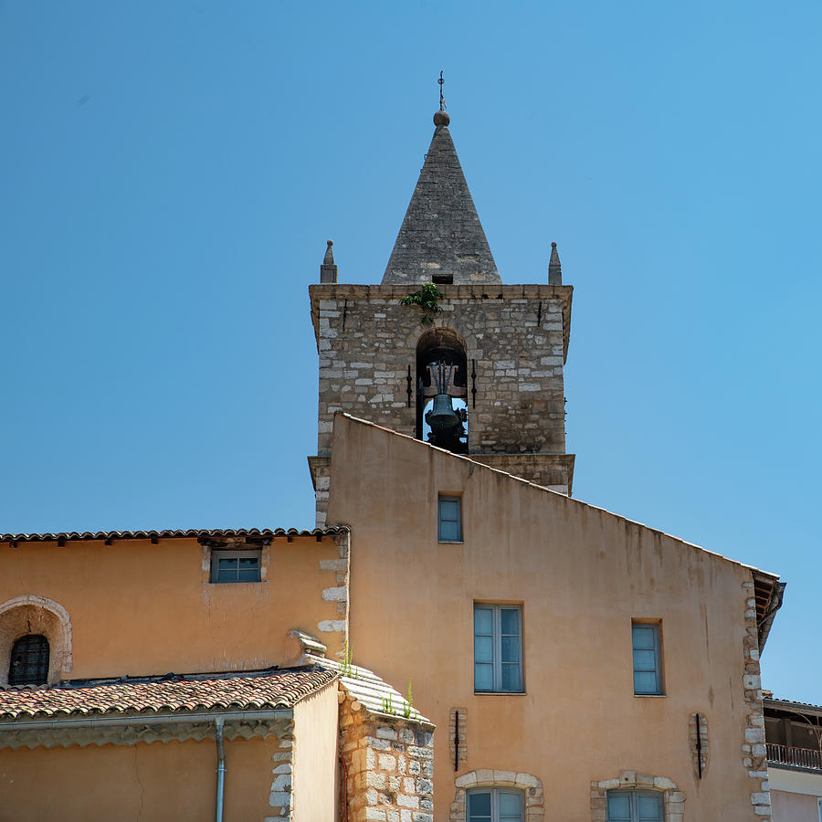 Church in Riez Provence by Rob Hemphill