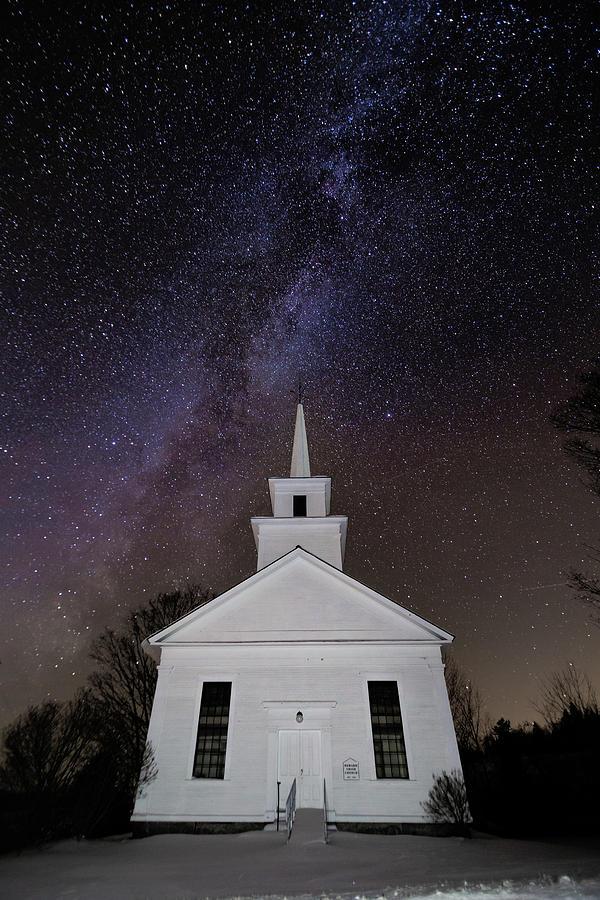 Church Under the Stars by Tim Kirchoff