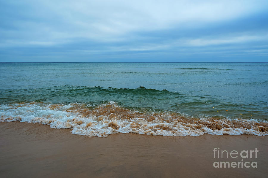 Lake Superior Photograph - Churned and Frozen In Time by Rachel Cohen