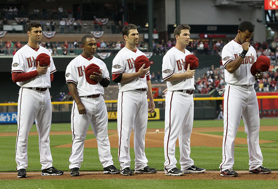 Cincinnati Reds v Arizona Diamondbacks Photograph by Christian Petersen