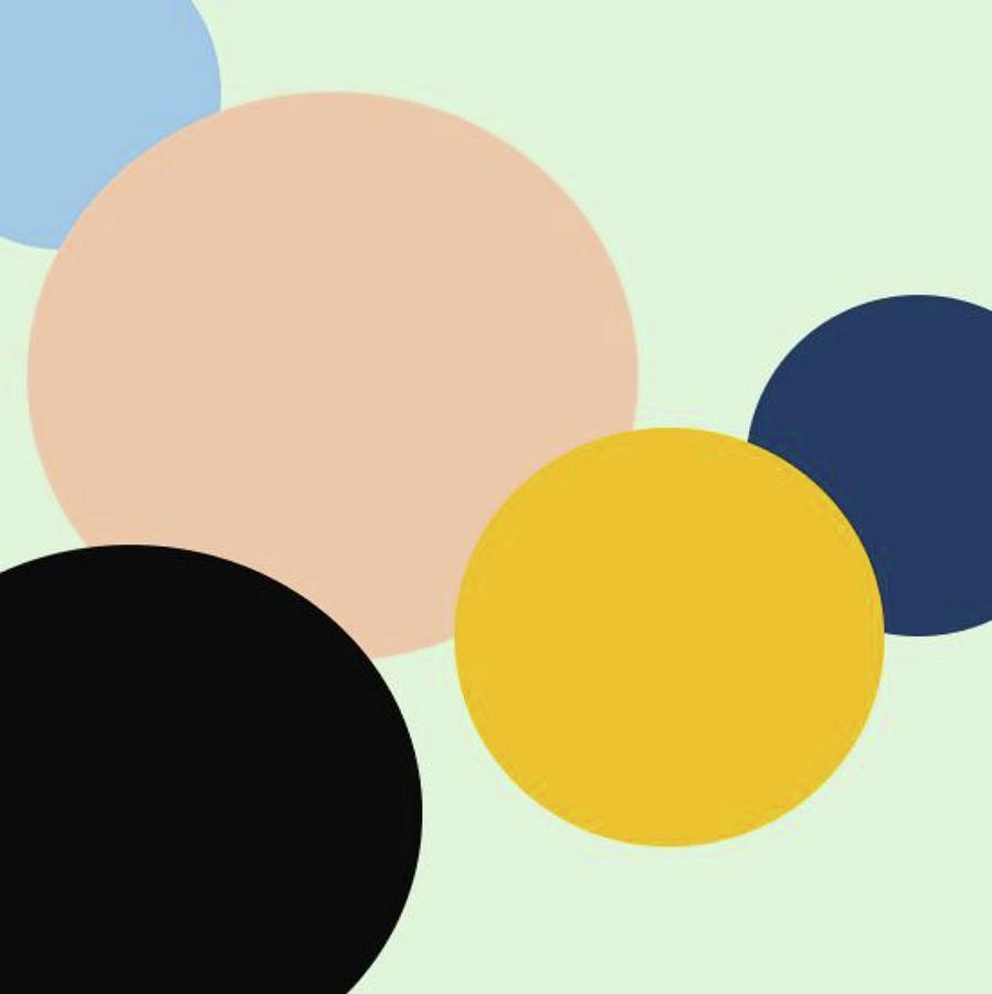 Circles Of Life Painting