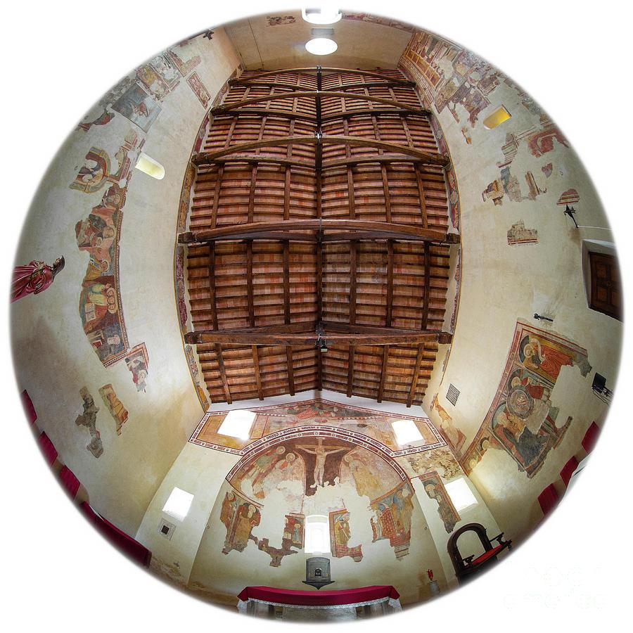 Citta Di Castello - Pieve Di Canoscio 1 Photograph