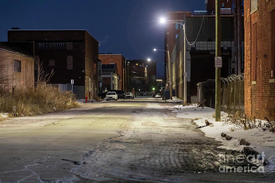 City Photograph - City Street by Jim West