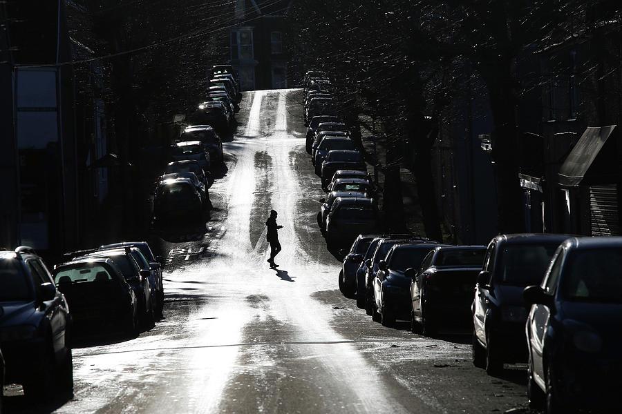 City Street Photograph