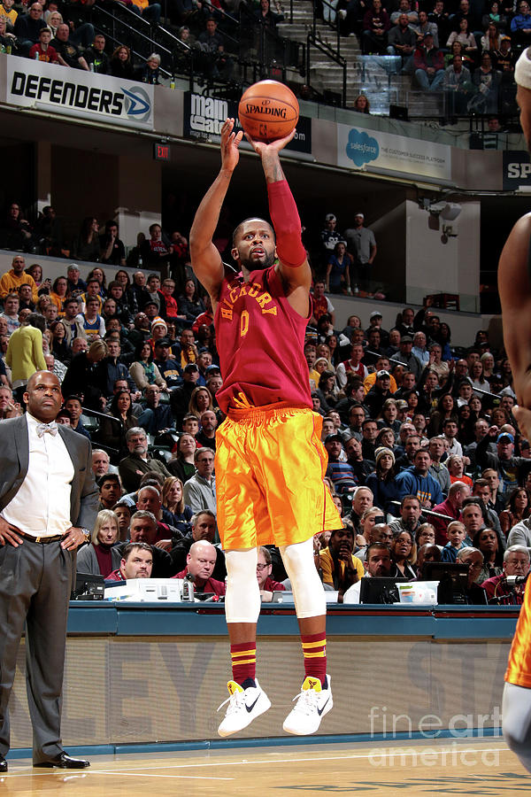 C.j. Miles Photograph by Ron Hoskins