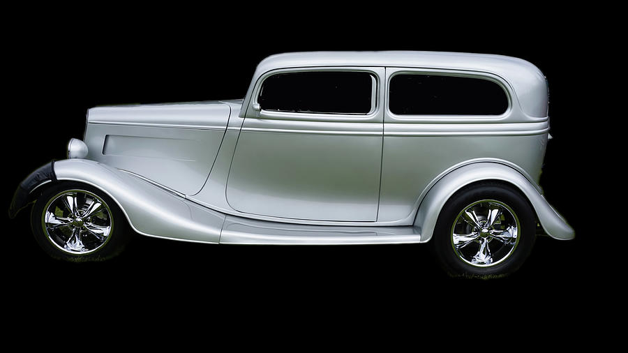 Classic 2 Door Coupe by Cathy Anderson