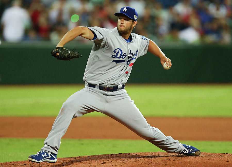 Clayton Kershaw Photograph by Matt King