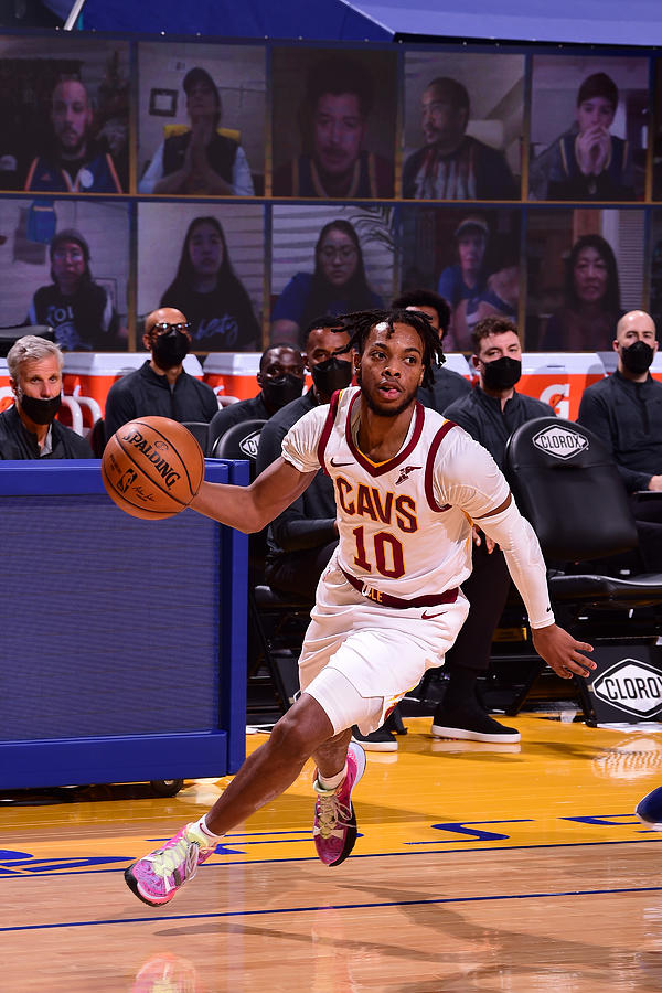 Cleveland Cavaliers v Golden State Warriors Photograph by Noah Graham