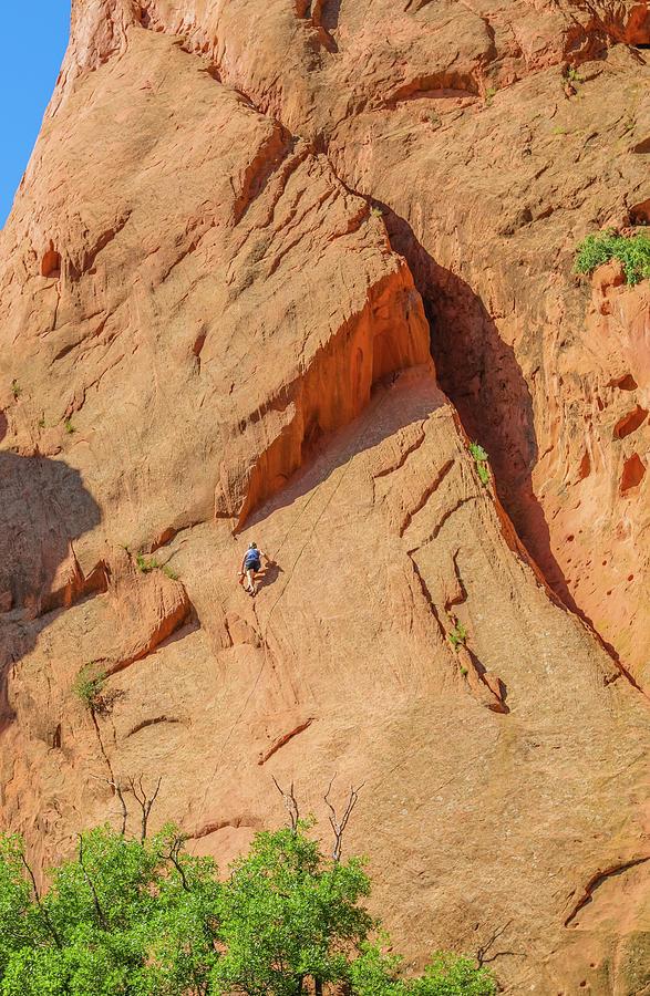 Climber Photograph