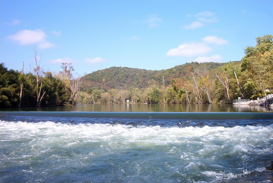 Clinch River Photograph by Pete Norris