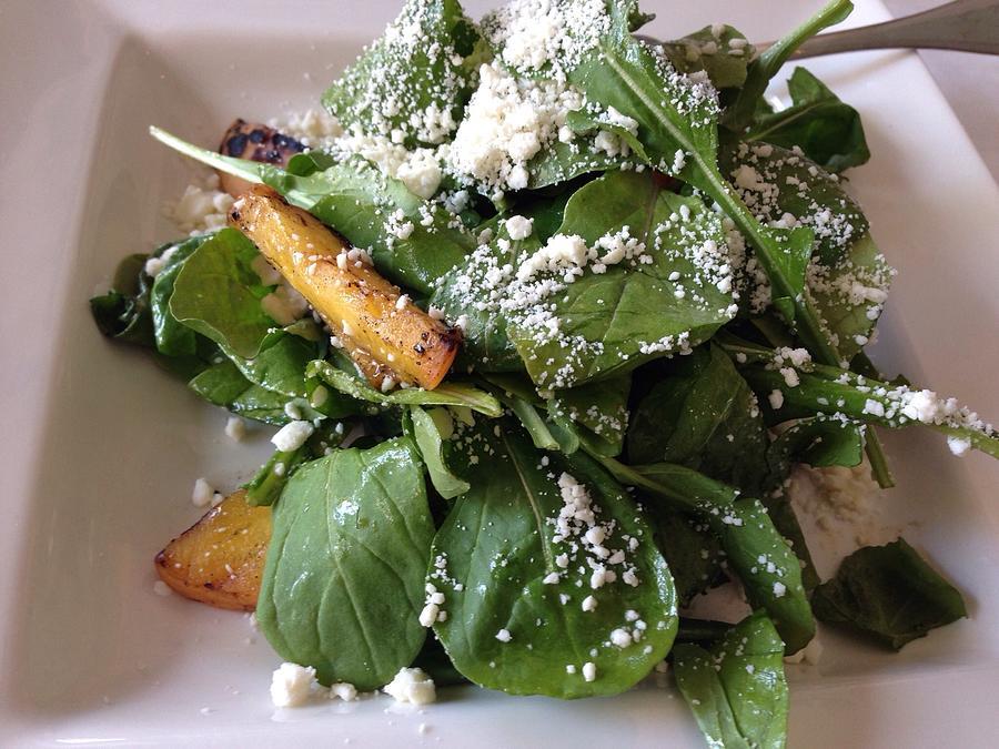 Close Up Of Salad Photograph by Marcia Frischknecht / EyeEm