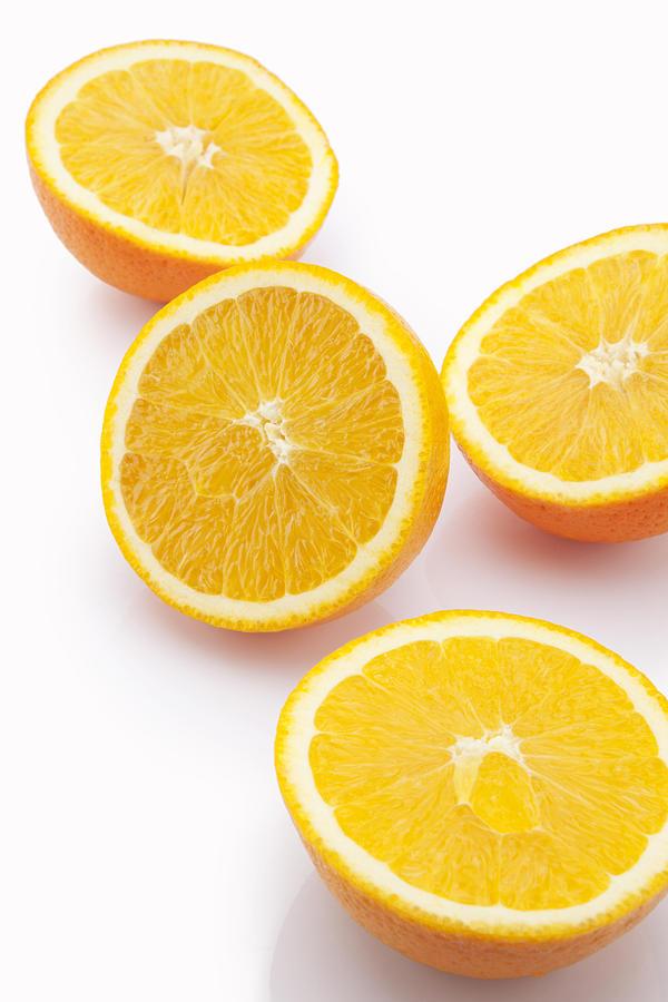 Close-up of sliced oranges Photograph by Ravi Ranjan