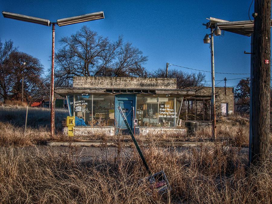 Closed Photograph