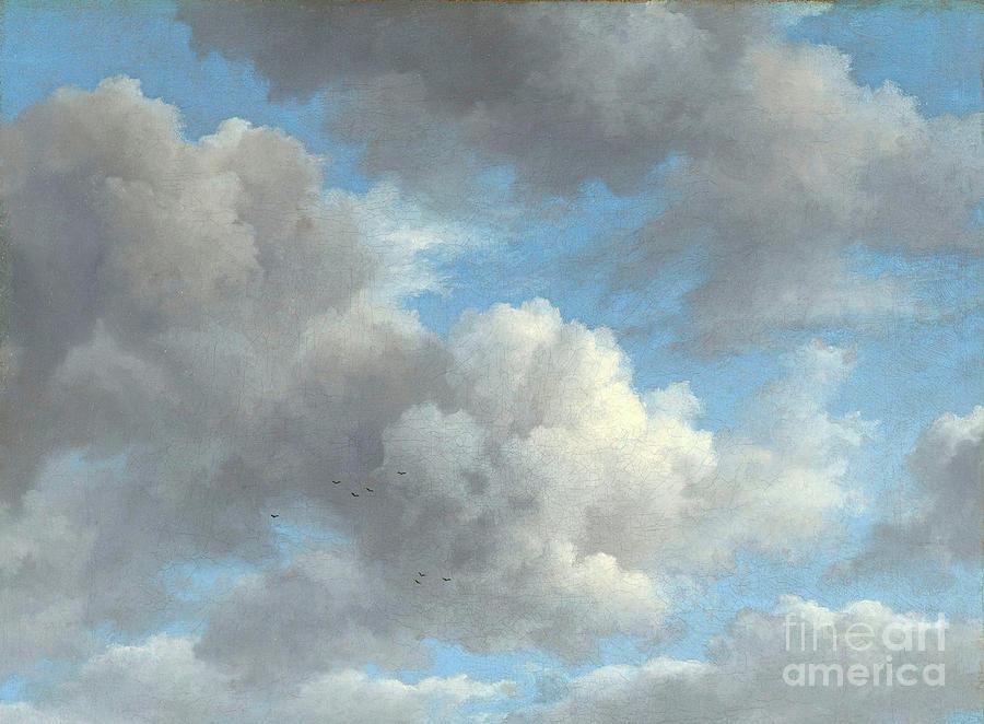 Cloud Nine IIi Painting