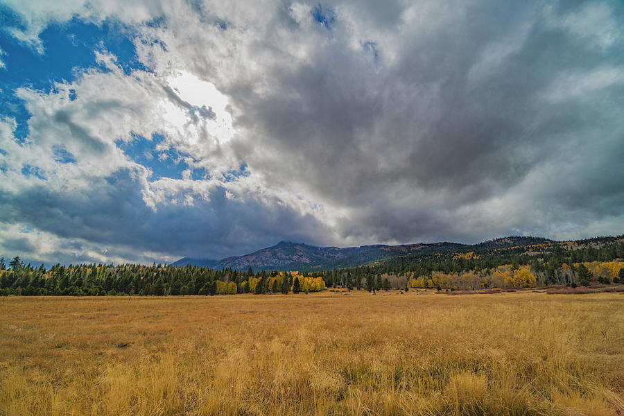 Clouds Over Hope Valley by Jonathan Hansen