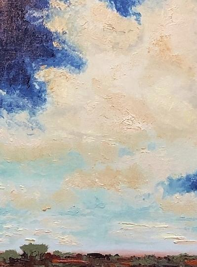 Cloudscape by Donna Joy Cavaliere
