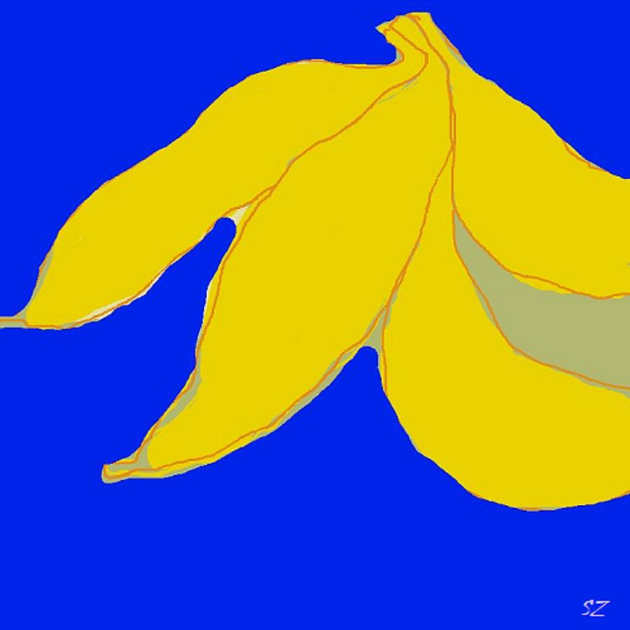 Clutch Of Bananas Digital Art