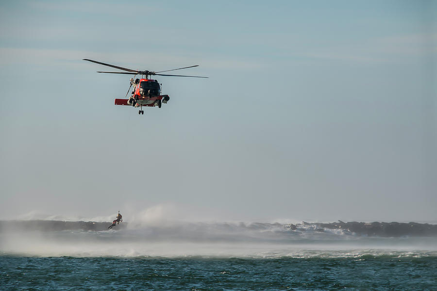 Coast Guard Exercise 01100 by Kristina Rinell
