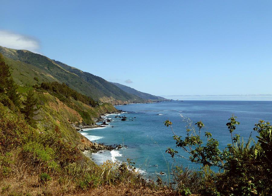 California Photograph - Coastal Color by Gordon Beck