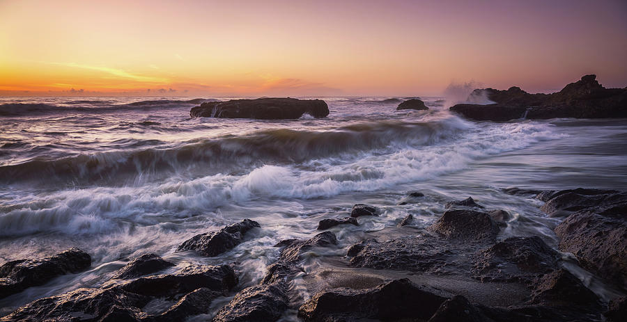 Coastal Roll Photograph