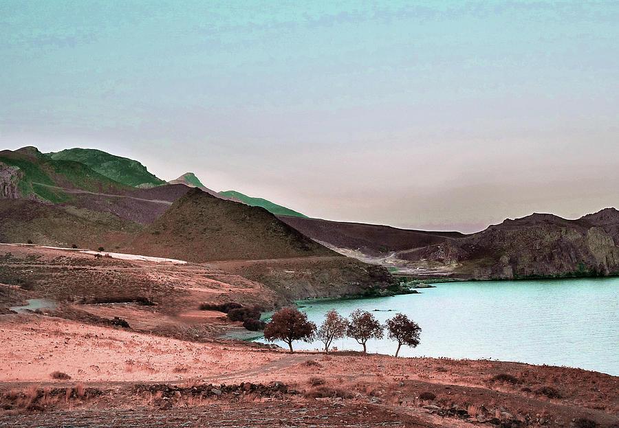 Coastline - Surreal Art By Ahmet Asar Digital Art
