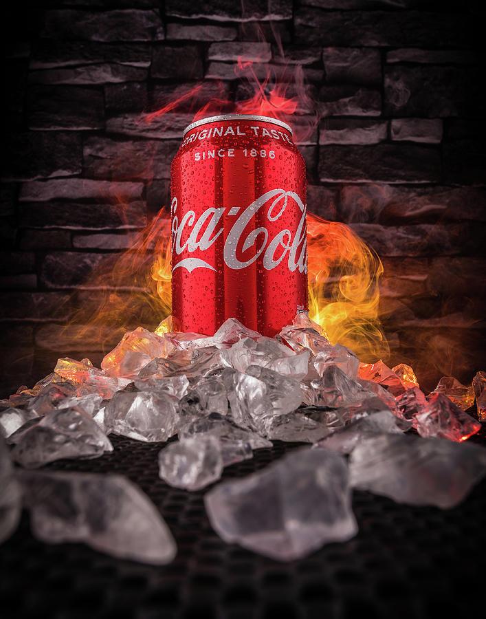 Coca-cola Photograph