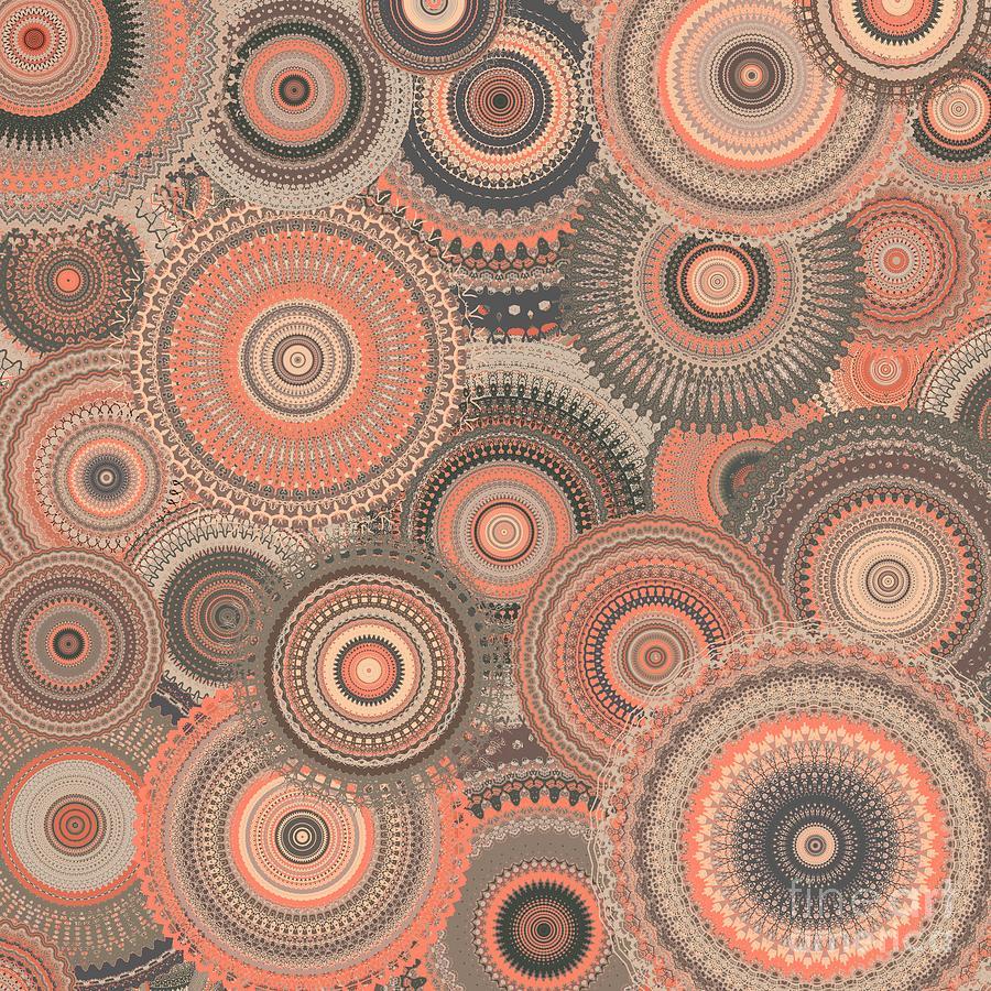Collection Of Mandalas Digital Art