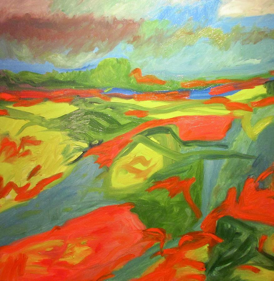 Color Field by Steven Miller