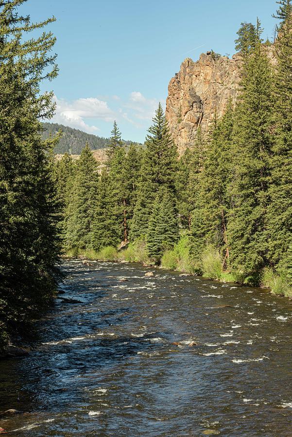 Colorado Flow Photograph