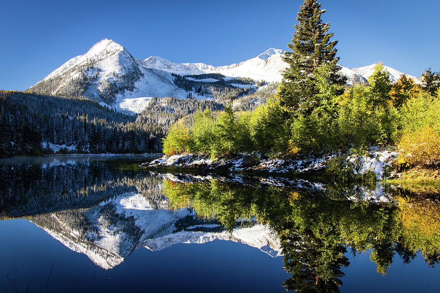 Colorado Photograph - Colorado Reflection by Jake Sublett