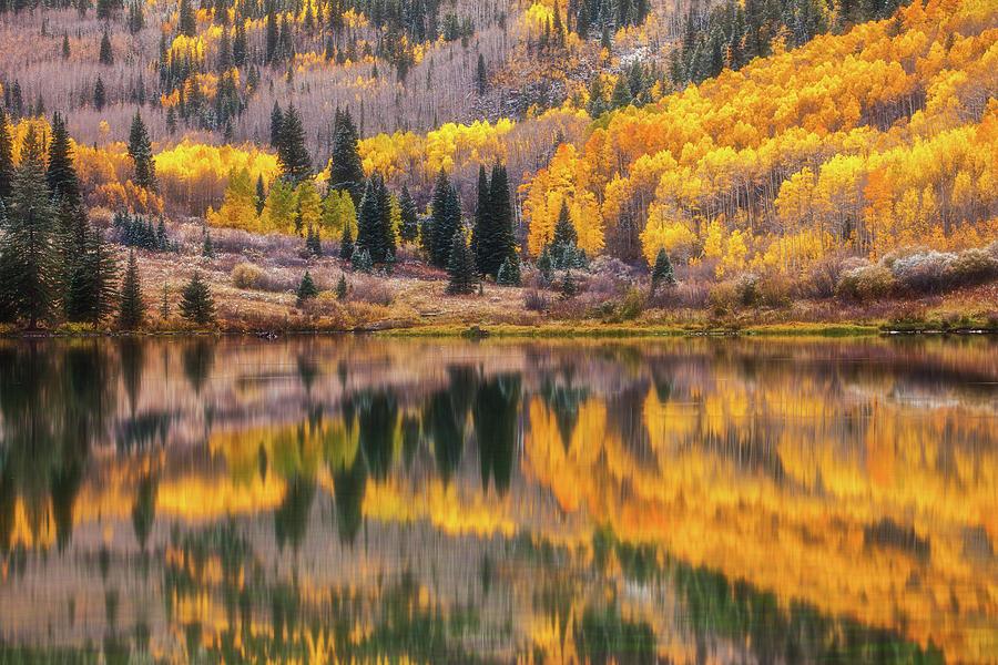 Colorado Reflections Photograph