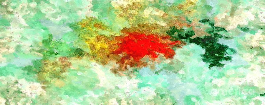 Complex Painting - Colorful Abstract Art Colors by Stefano Senise