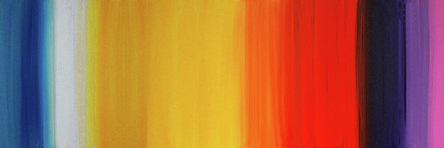 Red Painting - Colorful Art - Color Dream - Sharon Cummings by Sharon Cummings