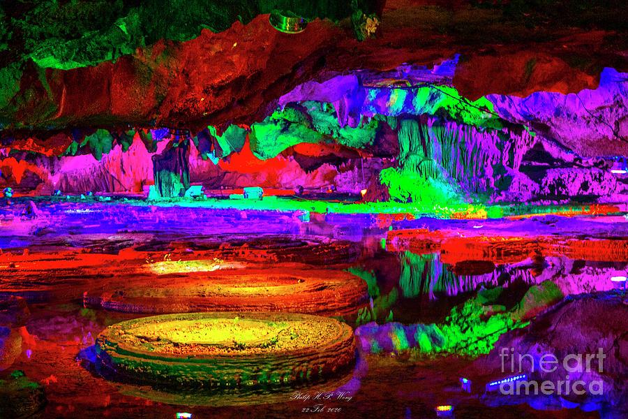 Colorful Underground 2020 Mixed Media