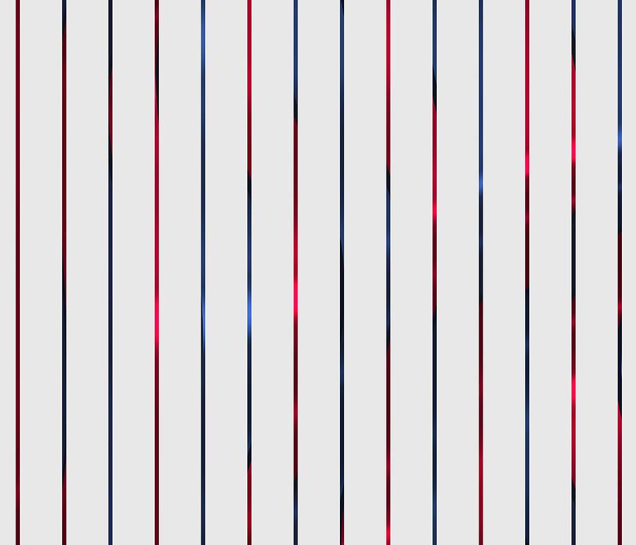 Colorist Lines Digital Art