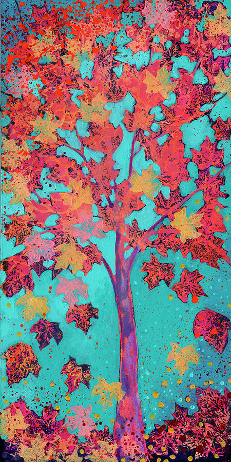 Colors Of Autumn Painting