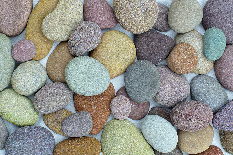 Colors Of Sandstone by Kathi Mirto