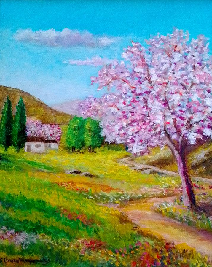 Colors Of Spring Painting