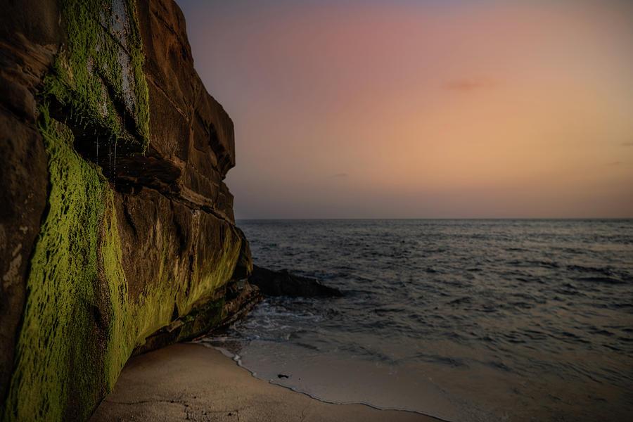 Colors On La Jolla Cove Photograph